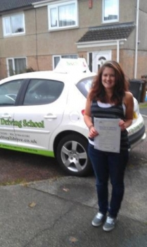 I first learnt to drive 12 years ago but didn't pass the practical test It was a bad experience and put me off driving for a long time At the end of last year I decided to give it another go and got in touch with Angie Presland Her tuition was excellent as she explained the rules of the road and the technicalities of driving in a way which was easy to understand – she didn't over complica