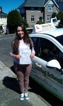 I chose Angie from Belt Up Driving School as my first and only instructor due to the wonderful reviews relating to her high standard of teaching Having completed and passed my practical driving test with Belt Up I want to share the enthusiasm I have towards Angies teaching She was always punctual and equipped with materials to aid her teaching which I believe are suitable for a range of diffe