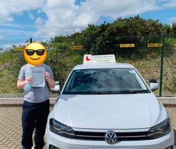 Massive Congratulations to Jack for passing your driving test today first time with only 3 driver faults !! Genuinely soo happy and proud, you've put all your efforts into driving and it's paid off enjoy your car and be safe