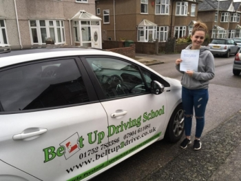 Angie was so friendly understanding and patient with me Passed my driving test this week with only 4 minors By breaking down each technique I was able to understand them easily and practice them over and over again Couldnacute;t ask for anything more Thank you so much for everything