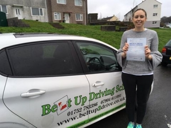 I had driving lessons with Angie for almost a year and found her teaching skills exceptional <br />